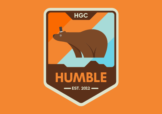 Humble Badge